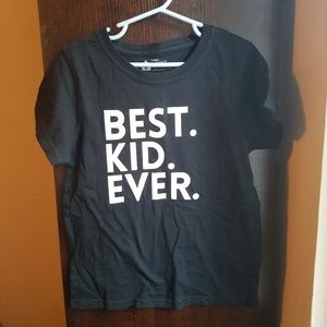 Other - NWOT Best Kid Ever Tee
